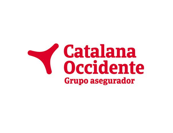 As es la nueva imagen de catalana occidente brandemia - Caser grupo asegurador ...