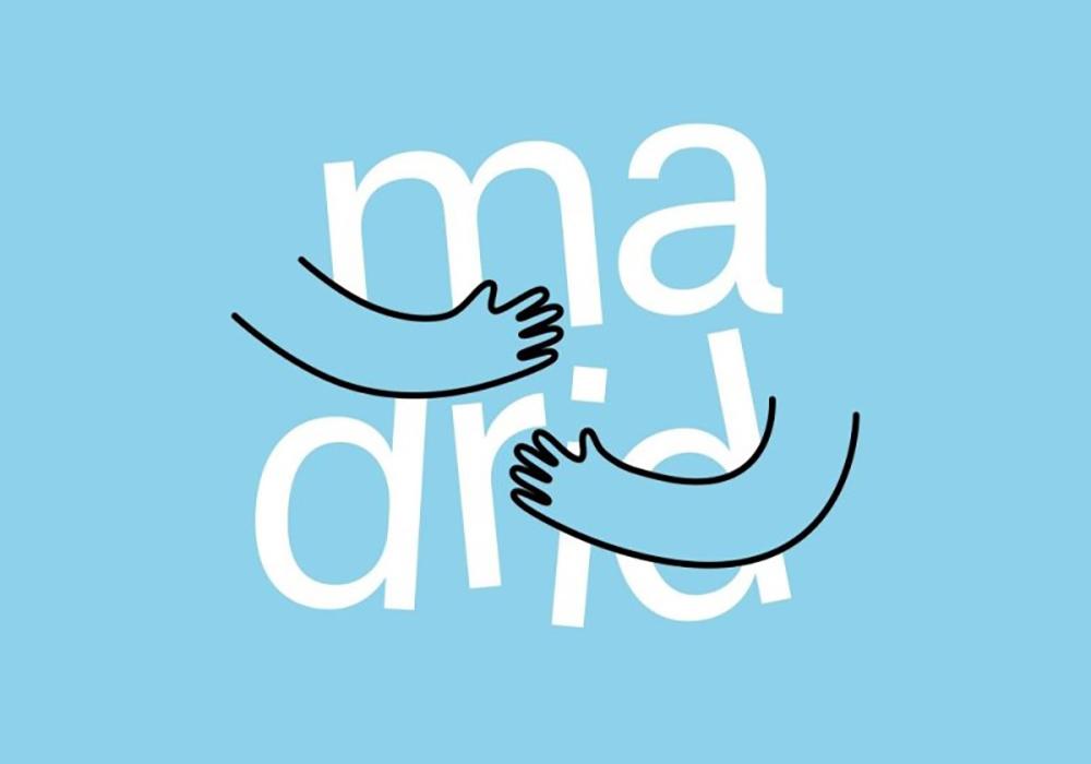 El nuevo logo tur stico de madrid enfatiza en el abrazo for Agencia turismo madrid