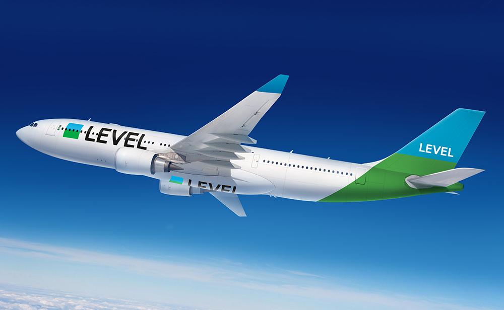 Resultado de imagen para level boom airline