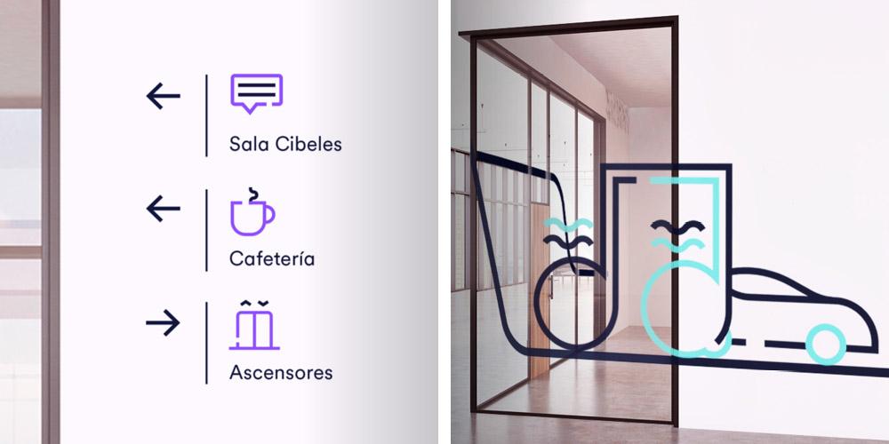diseño gráfico diseño gráfico Diseño gráfico de Cabify cabify layout buildup23