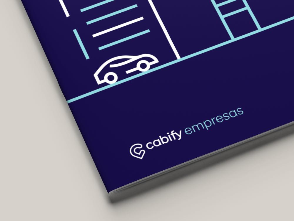 diseño gráfico Diseño gráfico de Cabify cabify layout buildup30
