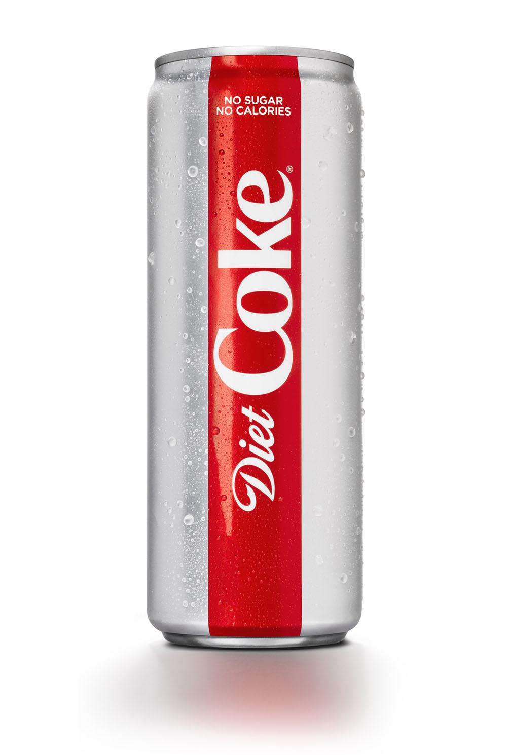 coca-cola light rediseña su logo y sus latas y lanza cuatro nuevos