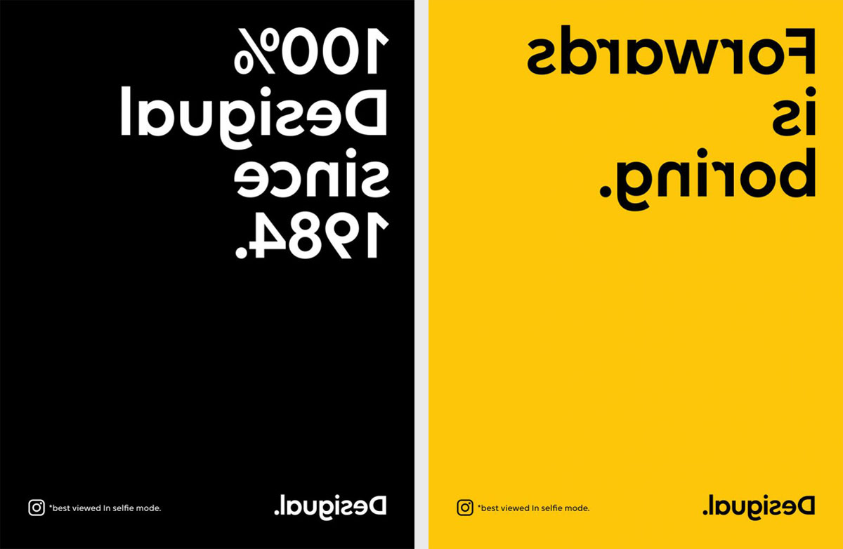 echt kaufen 2019 Ausverkauf kauf verkauf Desigual tiene nuevo logo y, sí, está del revés   Brandemia_