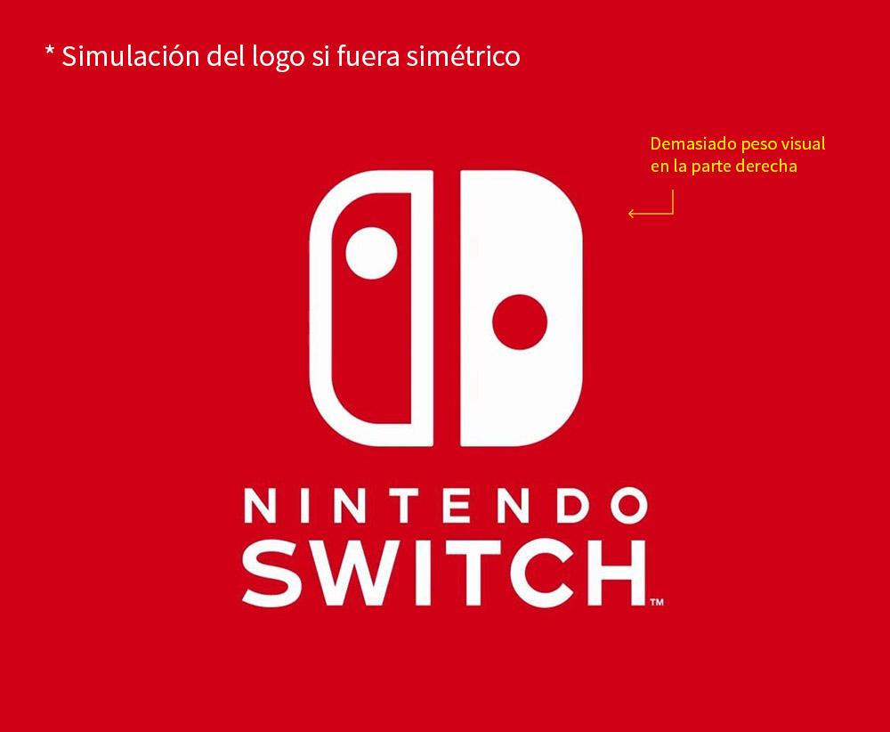 best website 3b976 52775 El logo de Nintendo Switch no es.