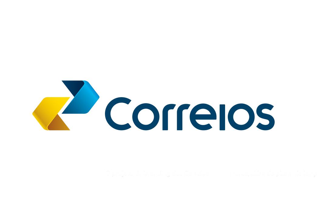 La empresa nacional de correos de brasil tiene nueva for Empresa logos