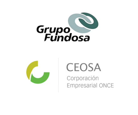 fundosa ceosa logo ilunion antiguo