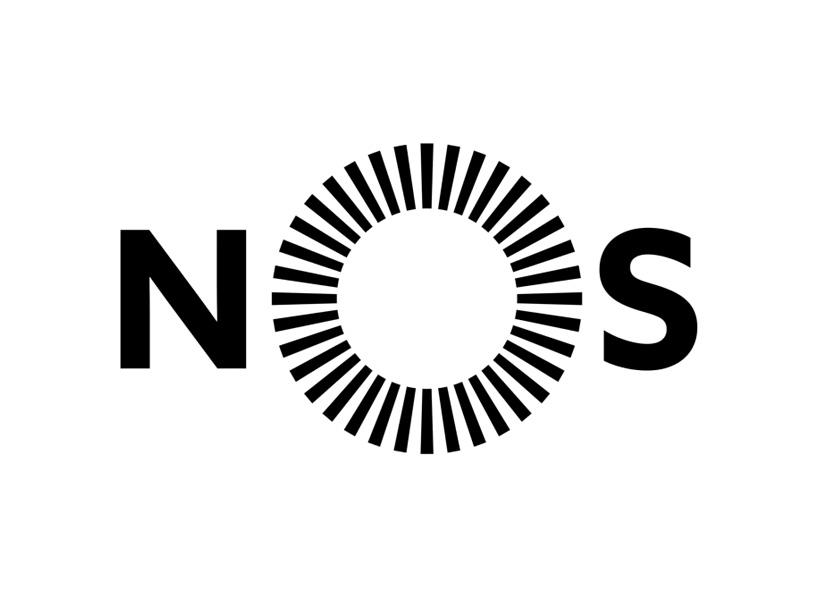 Nos Logo indica   nos      nosotros