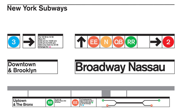 new york subway metro line