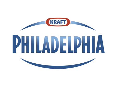 philadelphia logo kraft antiguo