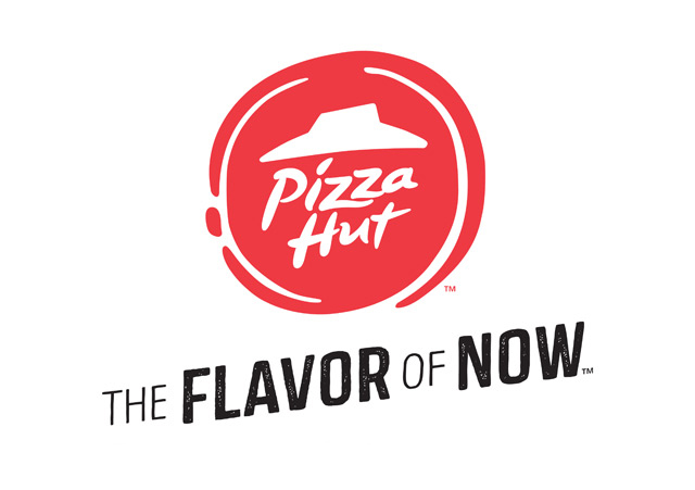 pizza hut nuevo eslogan o slogan - the flavour of now