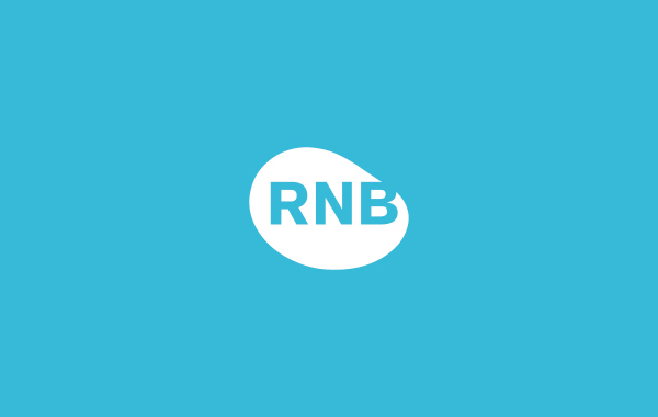logo antiguo de rnb