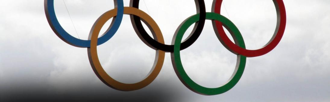 imagen de los aros los aros de las olimpiadas o aros olimpicos