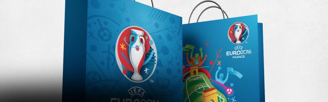 Eurocopa 2016 Francia nueva imagen corporativa