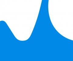 WeTransfer ajusta su logo en su último rediseño
