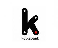 logo kutxabak fusión de 3 cajas BBK vital y Kutxa