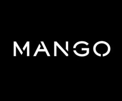 logo de mango primer cambio de imagen de la marca de ropa