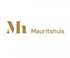 imagen del logo de Maurithuis museo que alberga a la joven de la perla
