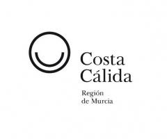 logo de la Costa Cálida región de Murcia