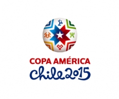 logo copa america Chile 2015