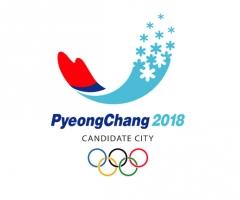 logo candidatura juegos olímpicos de invierno 2018