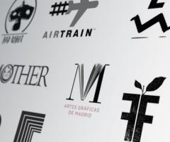 ejemplos logos con marca grafica