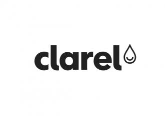 logo de la marca clarel