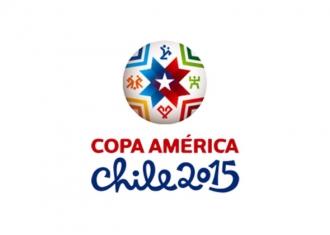 logo copa america Chile 2015
