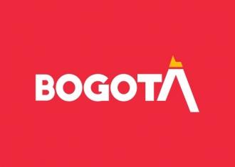 logo de la marca ciudad de Bogotá capital de Colombia