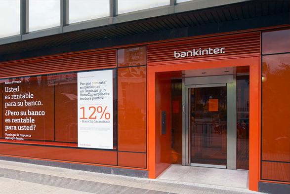 Saffron branding del bueno brandemia for Oficinas bankinter madrid