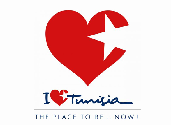 logo tunez I love Tunisia