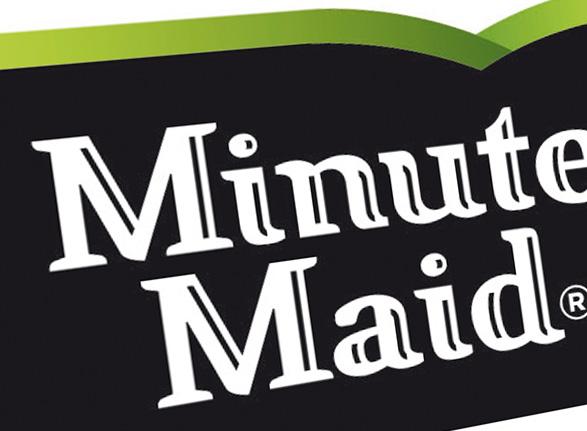 imagen de minute maid símbolo