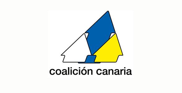 logotipo coalición canaria