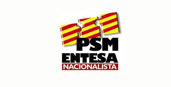 logo del PSM Entesa nacionalista