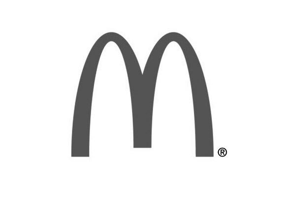 Ejemplo de isotipo - logo de McDonal's - Brandemia_