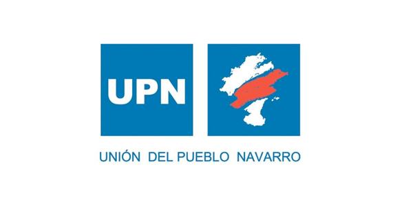 logo de union del pueblo navarro