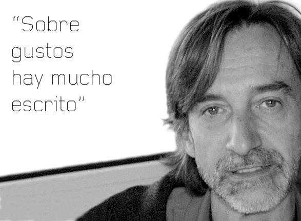Rafael Celfa entrevista - sobre gustos hay mucho escrito
