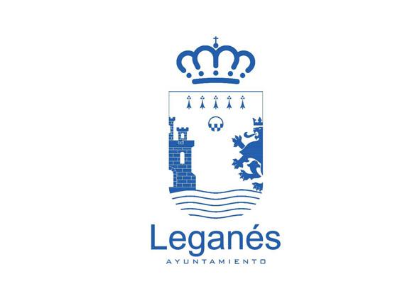 imagen del escudo de la Localidad Madrileña de Leganés