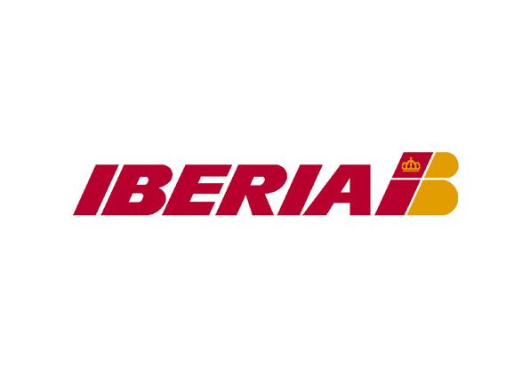 logotipo Iberia imagen