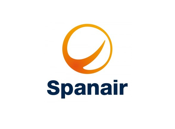 logo spanair aerolínea