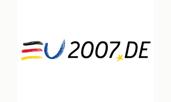 logo de la presidencia europea de Alemania 2007