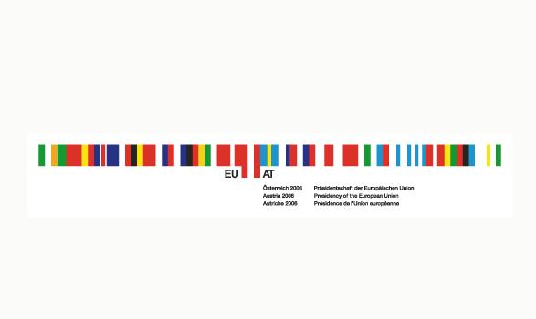 logo de la presidencia europea de Austria 2006