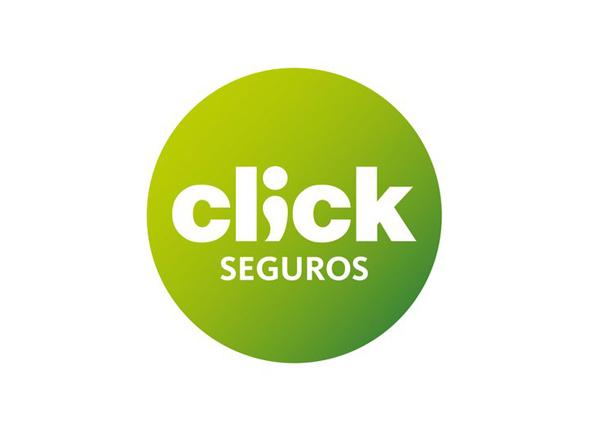 simbolo de click seguros