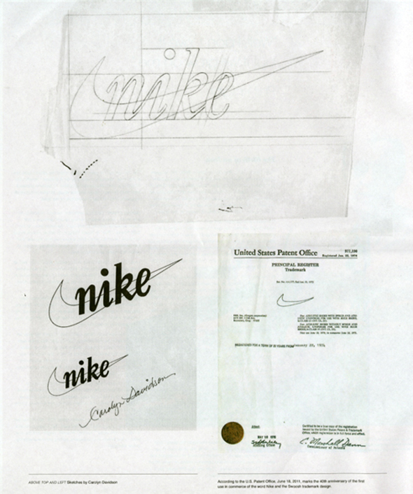 Experto Viajero Durante ~  Nike, la historia del logo más famoso del mundo | Brandemia_