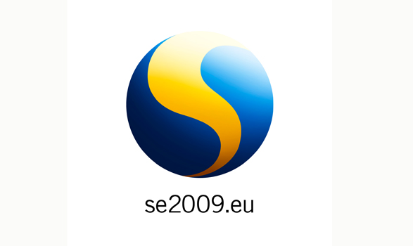 logo de la presidencia europea de Suecia 2009