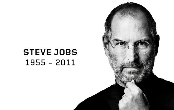 imagen de Steve Jobs 1955-2011 - Brandemia_