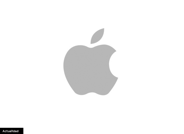 logotipo de apple actual