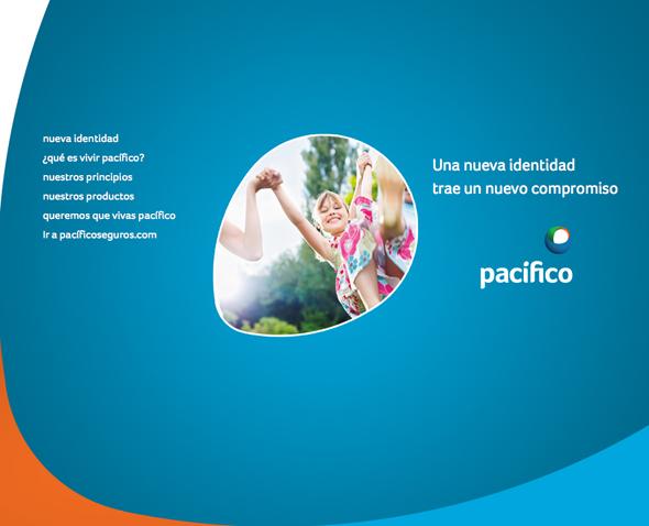 slogan de la web de pacifico seguros Perú