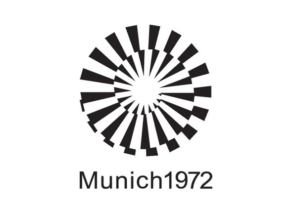 Logotipo de las olimpiadas Munich 1972 imagen del logo