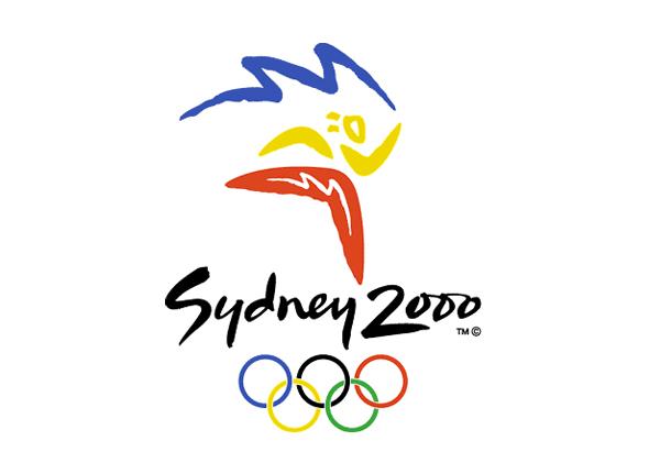 Logotipo de las olimpiadas Sydney 2000 significado y colores de Australia