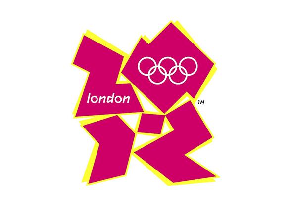 Logotipo de las olimpiadas Londres 2012 polemico diseño futurista